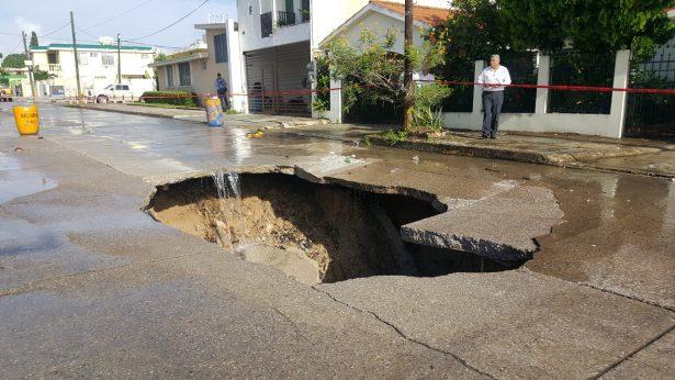 Estudiarán el subsuelo de la zona sur de Tamaulipas por hundimientos