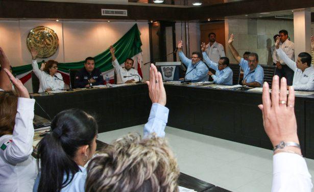 Cabildo de Madero aprueba donación de predio para escuelas
