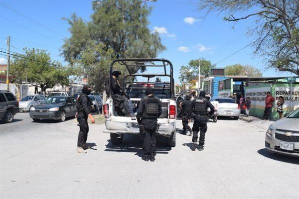 Asaltante es golpeado por habitantes de Las Cumbres, en Reynosa
