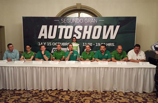 """Segundo """"Autoshow"""", a cargo de GT Motors"""