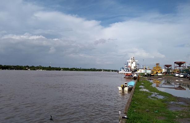 Río Pánuco registra descenso de 30 centímetros