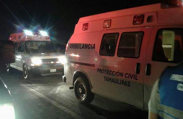 Volcó camión que transportaba personal; 7 fallecidos y 40 lesionados