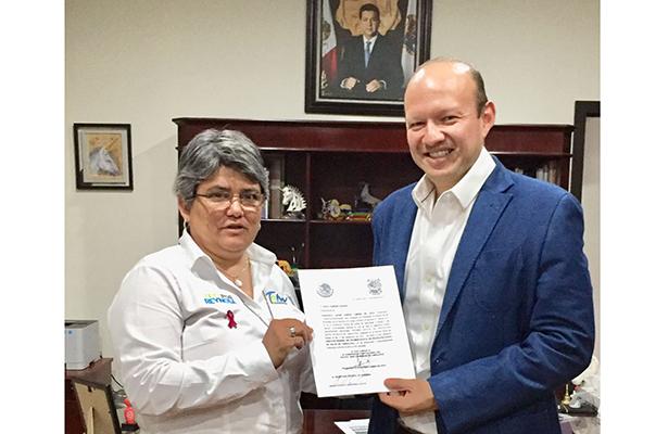 Nuevo director general del Régimen Estatal de Protección Social en Salud