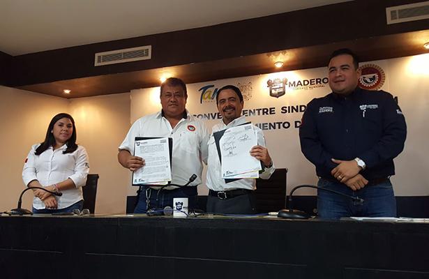 CTM signa convenio de colaboración con el Ayuntamiento