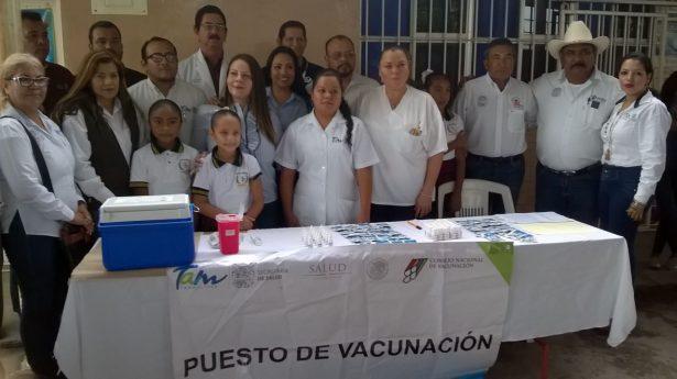 Ponen en marcha en Altamira la Tercera Semana Nacional de Salud
