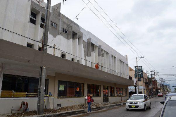 Comienza reuso de edificios del Centro Histórico para viviendas de Infonavit