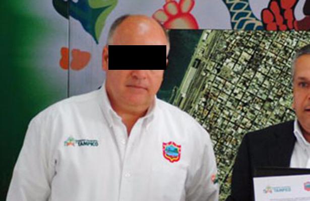 Detienen al exdirector de Obras Públicas