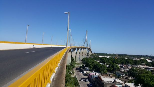 Puente Tampico cumple hoy 29 años