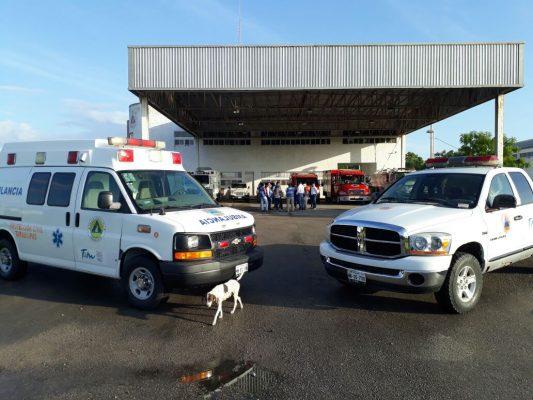 Empleados de Protección Civil Regional piden destitución de su coordinador