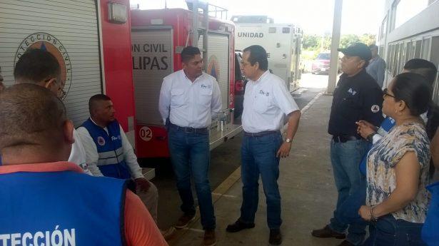 Empleados de Protección Civil llegan a un acuerdo sobre denuncia del titular