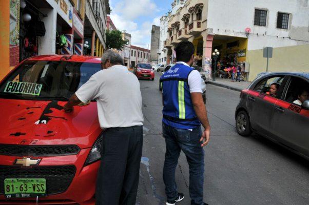 Transporte Público realiza operativo de revisión de unidades