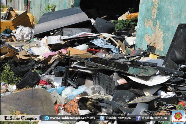 En incremento formación de basureros clandestinos