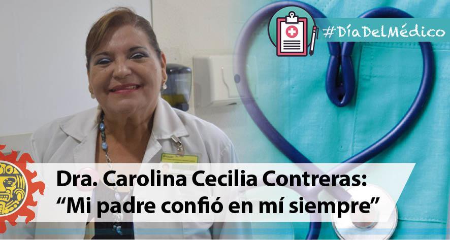 Dra. Carolina Cecilia Contreras Revueltas