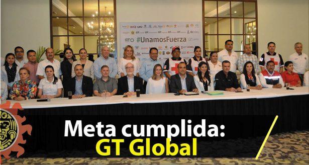 Meta cumplida: GT Global