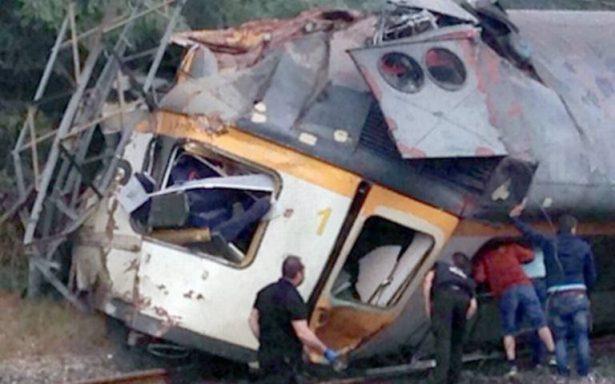 Choque entre un tren y un autobús en Rusia