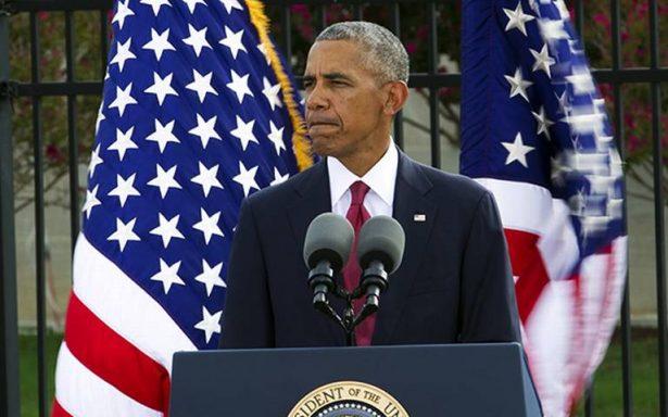 Michelle y yo rezamos por víctimas de Las Vegas: Obama