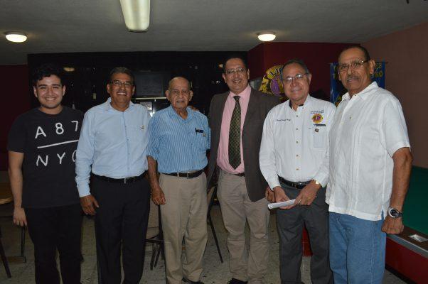 Interesante Junta del Club de Leones de Tampico