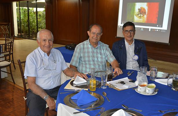 Junta del Club Rotario Tampico