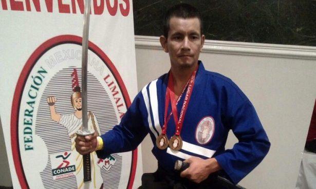 Edén Pecero, ¡Campeón! en el Nacional de Lima Lama