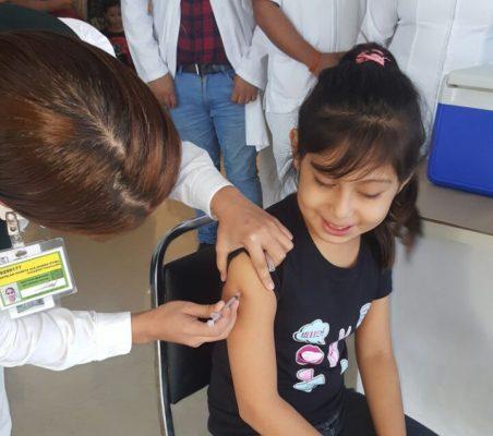 Realizará IMSS Tamaulipas 959 mil acciones en la tercera semana nacional de la salud