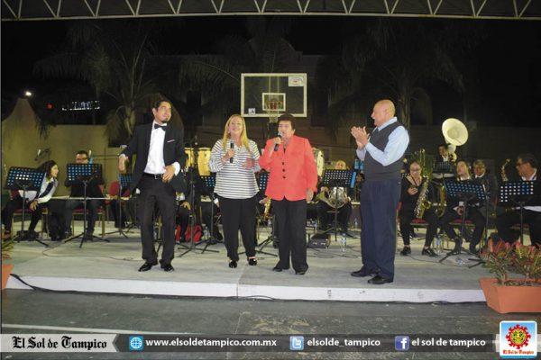 El Sol de Tampico celebra 67 años en compañía de la Banda Sinfónica de Altamira