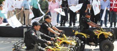 Guardias contratados por el municipio logran impedir robo en zona centro