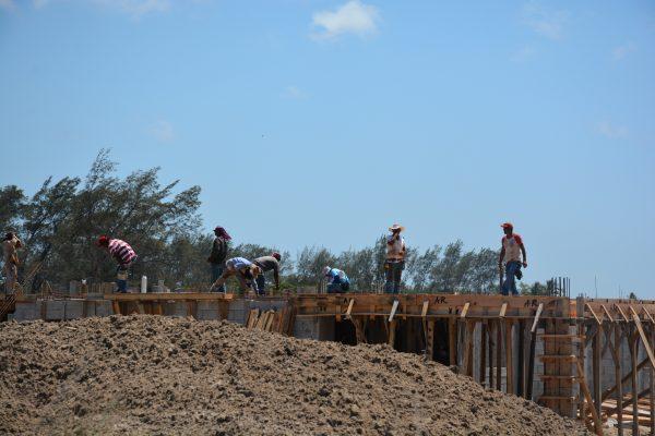 Sector de la construcción, donde se presentan más accidentes laborales