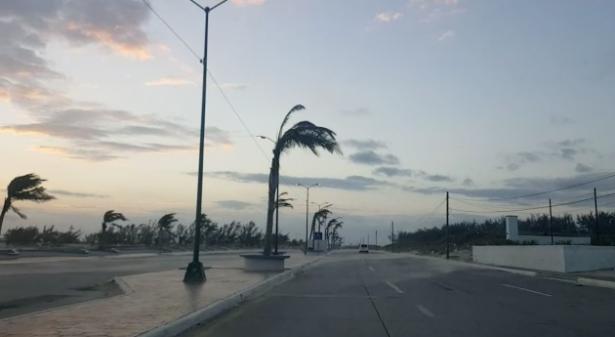 """Con fuerza entró """"el Norte"""" al sur de Tamaulipas"""