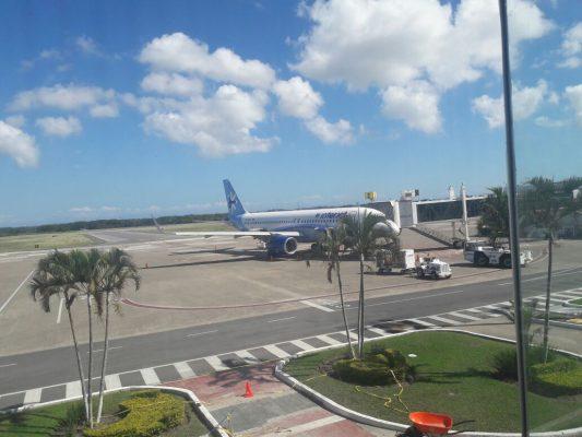 Suspenden y Cancelan Vuelos en el Aeropuerto de Tampico