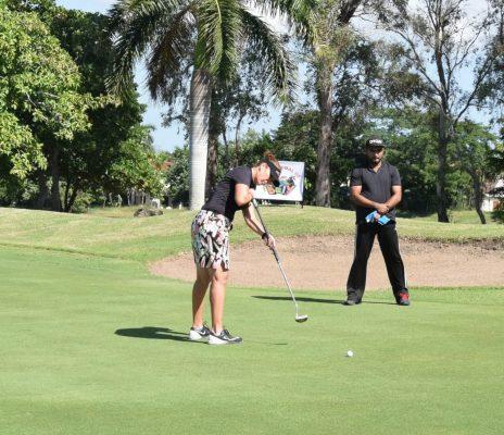 Exitoso inicio del XIX Torneo Anual de Golf del Club Lagunas de Miralta
