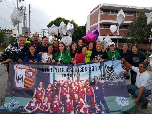 Tampico, campeón de baloncesto en los Juegos Interjesuíticos
