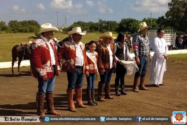 Inicia la Cabalgata Federada en Altamira