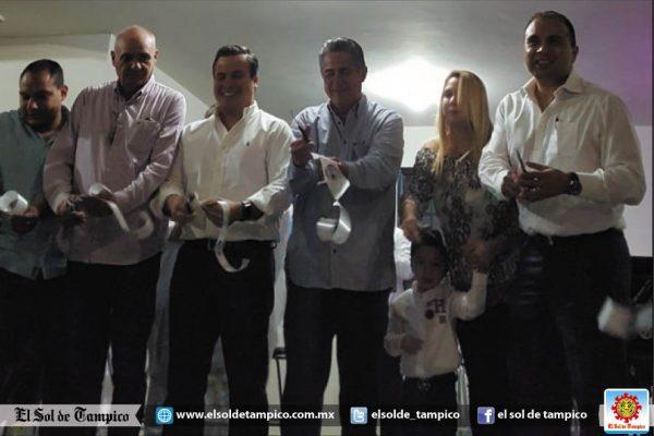 """Inauguran empresarios """"Hechos en Madero"""""""