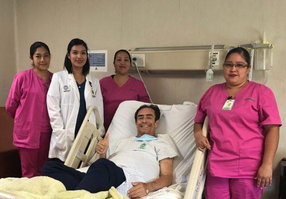 Miguel y Gabriel, dos vidas salvadas por transplante de riñón