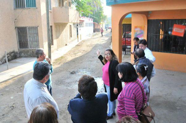 [Video] Alcaldesa de Tampico escucha quejas de los ciudadanos