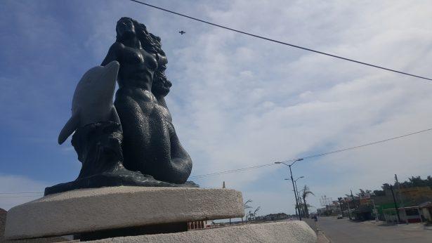 Rediseñarán la Glorieta de Las Sirenas en playa Miramar