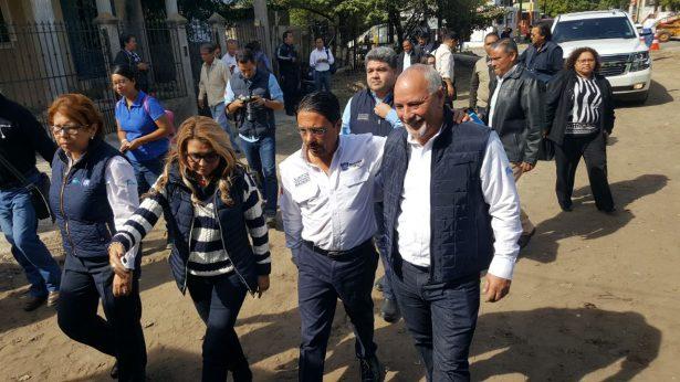 [Video] Incursiona AZ con obras en la colonia Miguel Hidalgo poniente