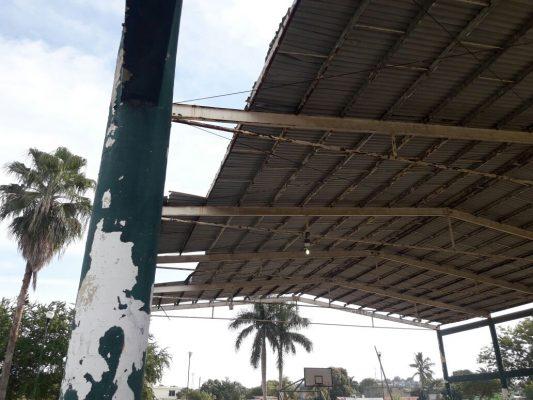 """Piden mantenimiento para techumbre de """"La Borreguera"""""""
