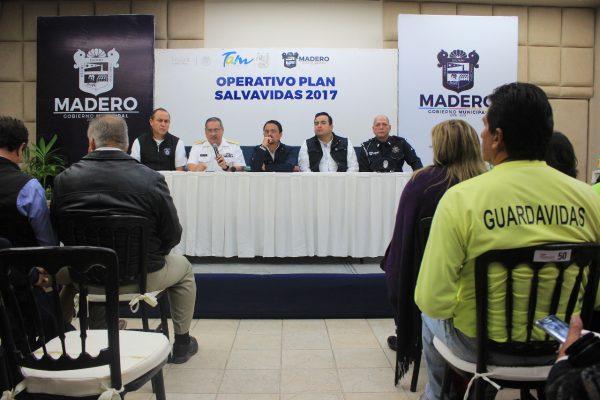 Realizan Operativo Plan Salvavidas Invierno 2017