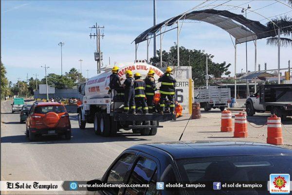 [Video] Megasimulacro en Refinería Madero