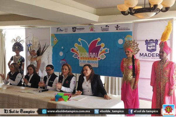 Carnaval playa de Miramar 2018 será espectacular