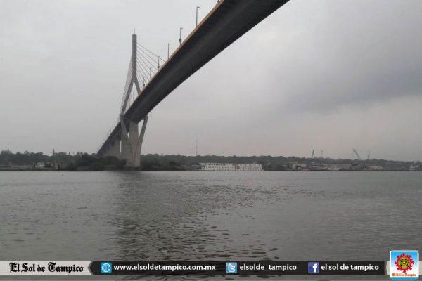 El majestuoso puente Tampico se ha convertido en escenario de numerosos suicidios