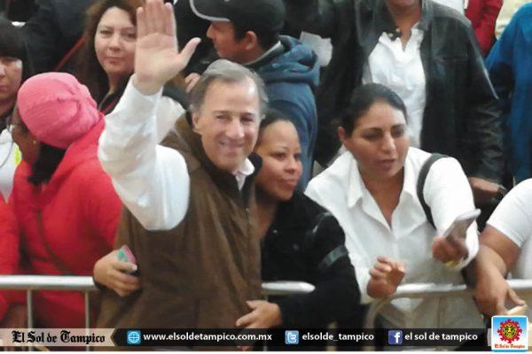 Mead hace un llamado en Tamaulipas; cerrarle el paso a la corrupción