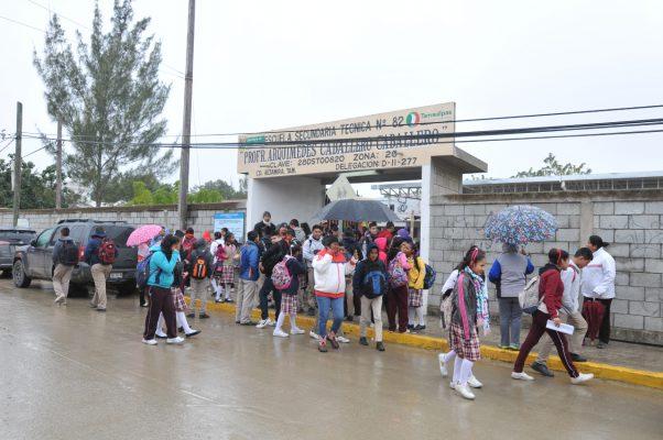 Marcado ausentismo escolar en escuelas públicas de Altamira