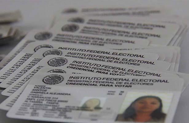 Concluirá el plazo de actualización del padrón electoral
