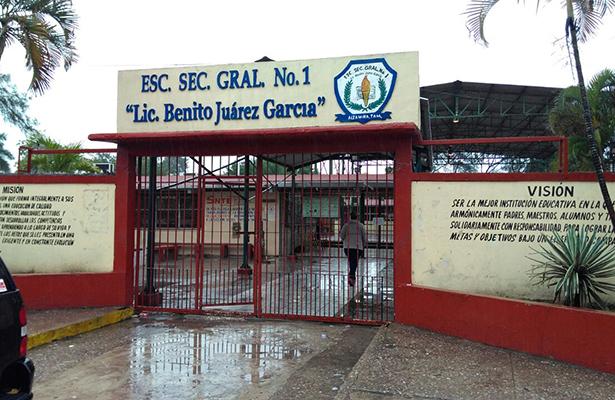 Maestros piden ampliar suspensión de clases para la zona sur de Altamira