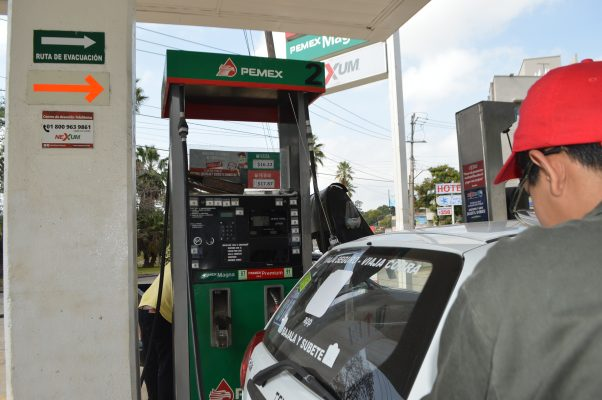 Incontrolable Alza de las Gasolinas