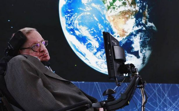 Nuestro planeta podría morir en 200 años, advierte Stephen Hawking