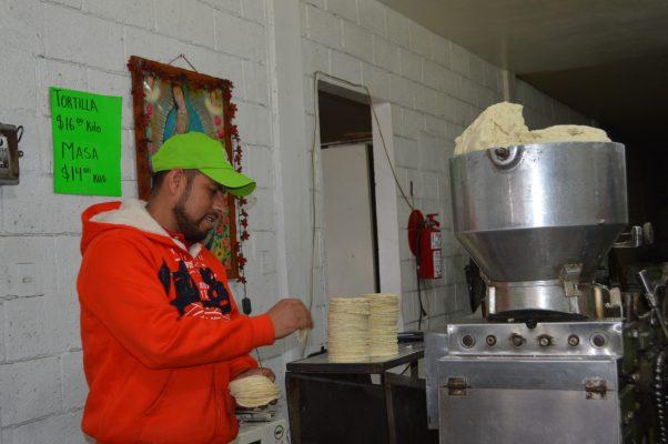 Multas hasta 1.5 millones de pesos a molineros que aumenten precios de la masa y la tortilla