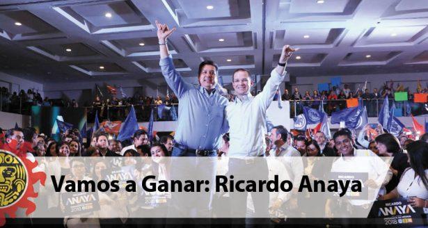 Vamos a Ganar: Ricardo Anaya